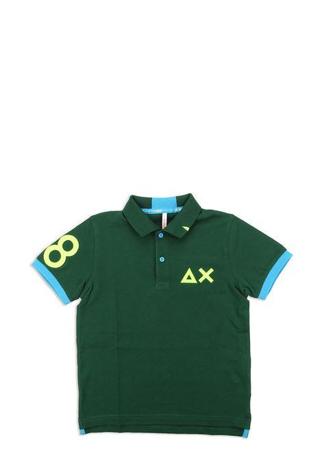 SUN68   Polo shirt   A3031637