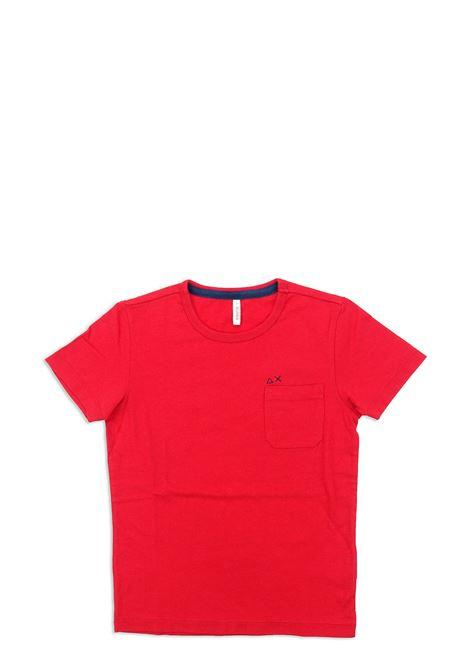 SUN68 | T-shirt | T3030130