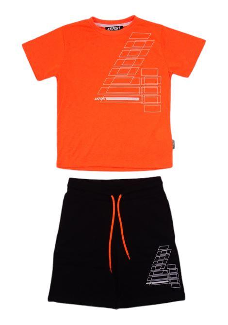 4US - CESARE PACIOTTI | Outfit | COMP1108J601