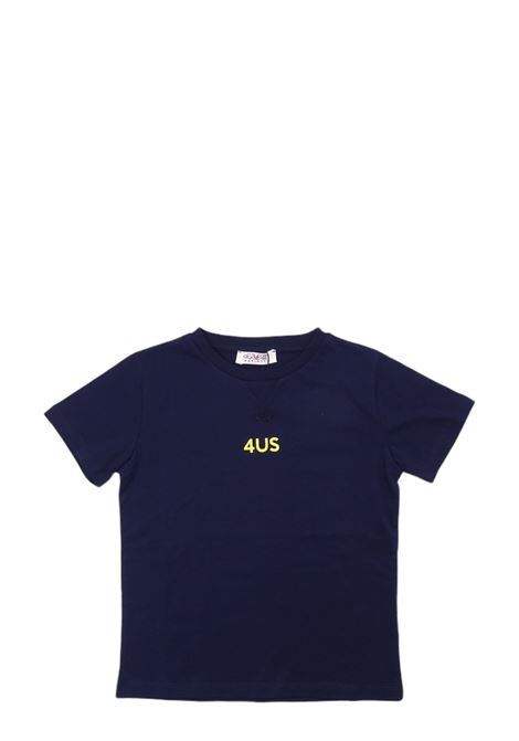 4US - CESARE PACIOTTI | T-shirt | TSP1121J850