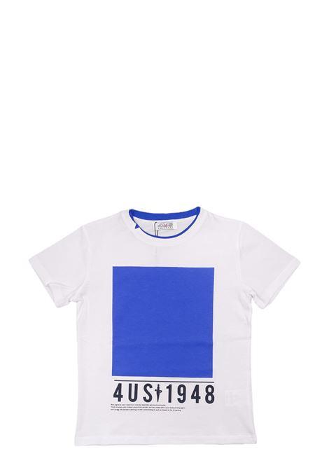 4US - CESARE PACIOTTI | T-shirt | TSP1122J100
