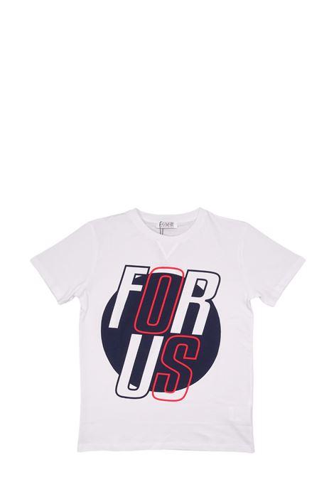 4US - CESARE PACIOTTI | T-shirt | TSP1128J100