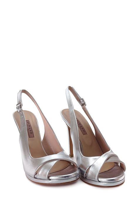 Sandali alti ALBANO | Sandali alti | 4205ARGENTO