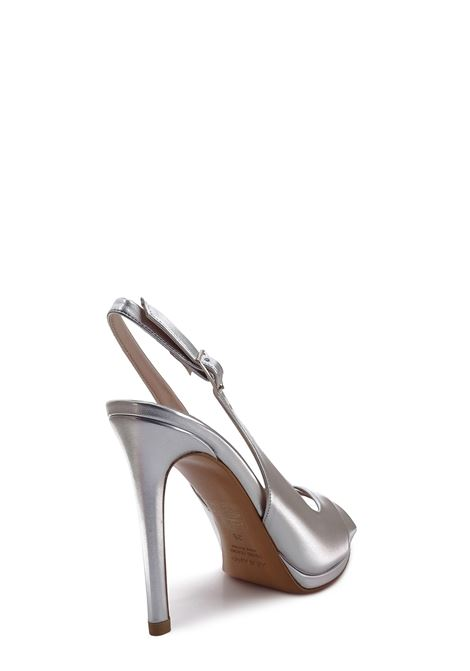 ALBANO | High Heel Sandals | 4205ARGENTO