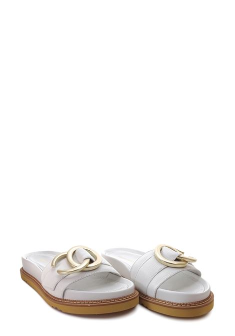 BRUNO PREMI | Flat Sandals | BB3202XBIANCO