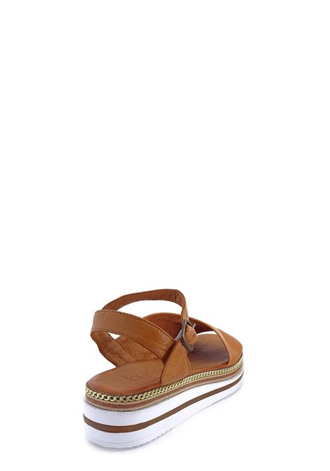 BUENO | Flat Sandals | 21WS4203COCONUT