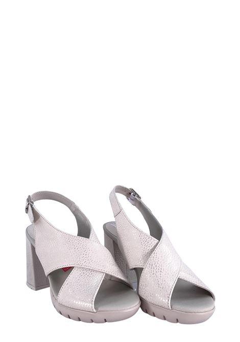 CALLAGHAN | High Heel Sandals | 28601PLATINO
