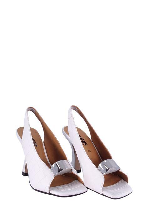 Sandali alti CARMENS | Sandali alti | 47010BIANCO