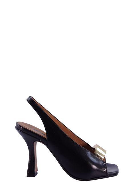 Sandali alti CARMENS | Sandali alti | 47010NERO