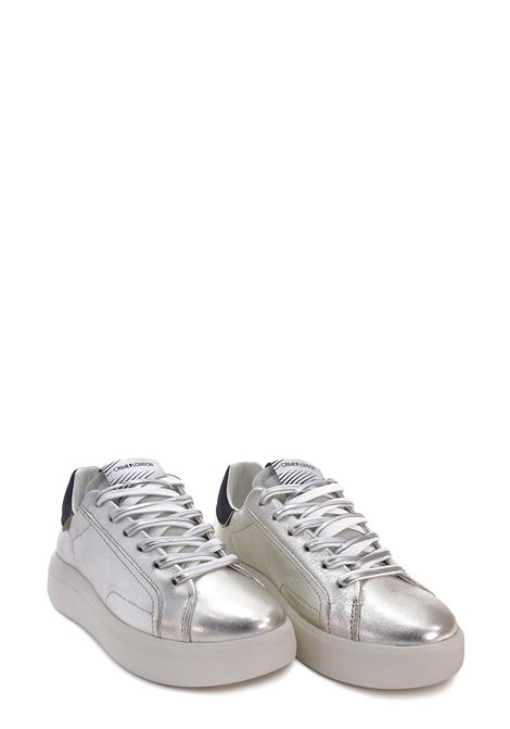 CRIME LONDON | Sneakers | 25304SILVER