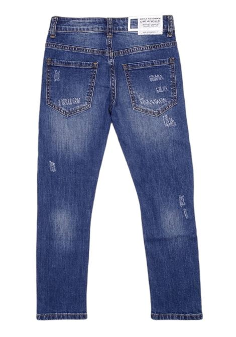 DANIELE ALESSANDRINI | Jeans | 1235D0945VAR. UNICA