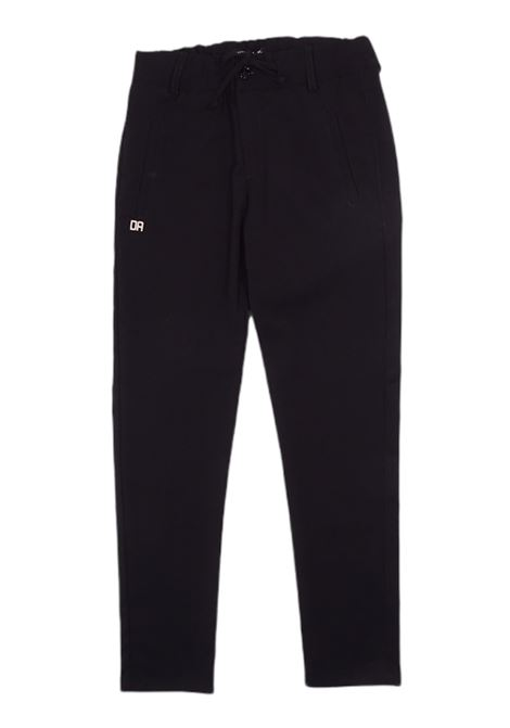 DANIELE ALESSANDRINI | Trousers | 1235P0833BLACK
