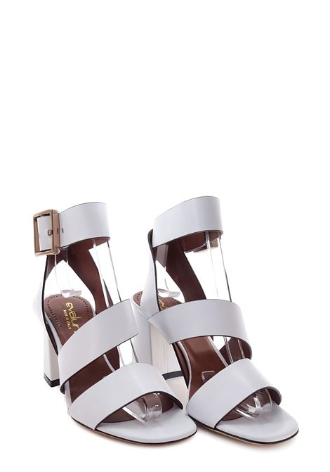 EVALUNA | High Heel Sandals | 5816BIANCO