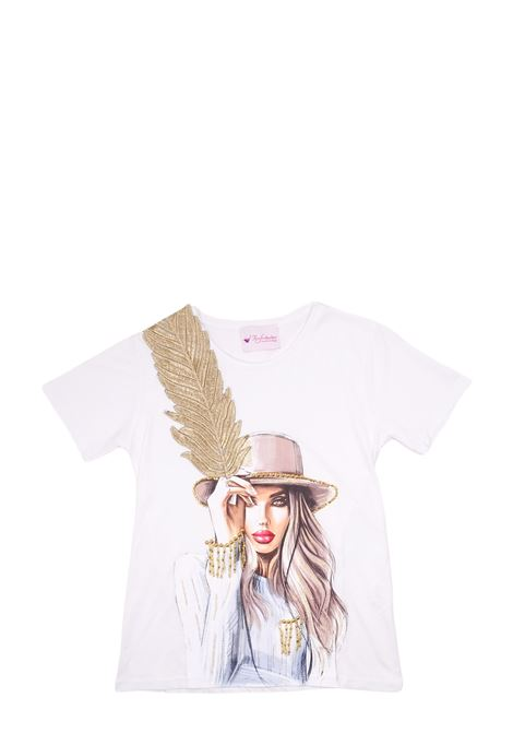 T-shirt FANFRELUCHES | T-shirts | TEBEBIANCO