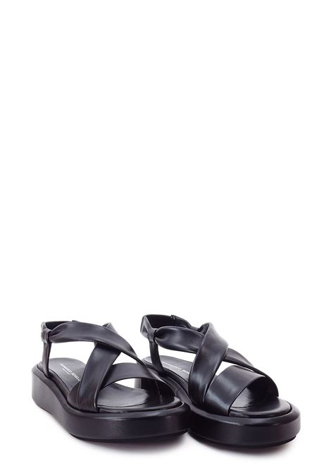 GIANMARCO SORELLI | Flat Sandals | 1946NERO