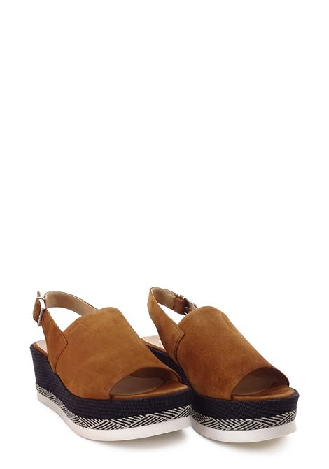 GIANMARCO SORELLI | Wedges | 2054CUOIO