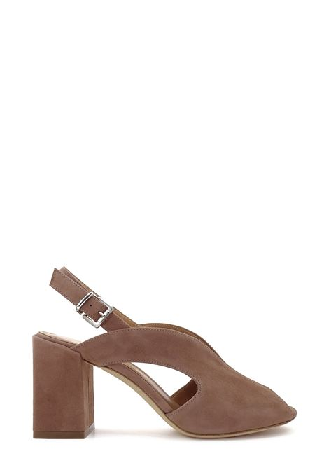 GIANMARCO SORELLI | High Heel Sandals | 2063CASTORO