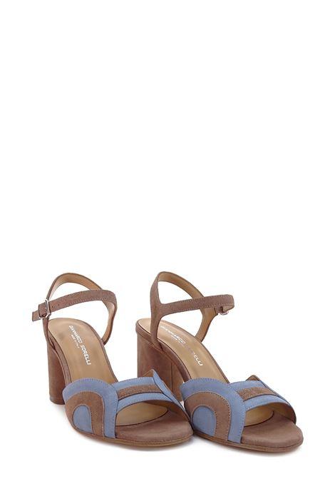 Sandali alti GIANMARCO SORELLI | Sandali alti | 2067JEANS/CASTORO