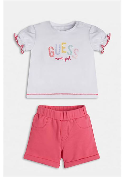 GUESS | Outfit | A1GG07 K6YW1TWHT