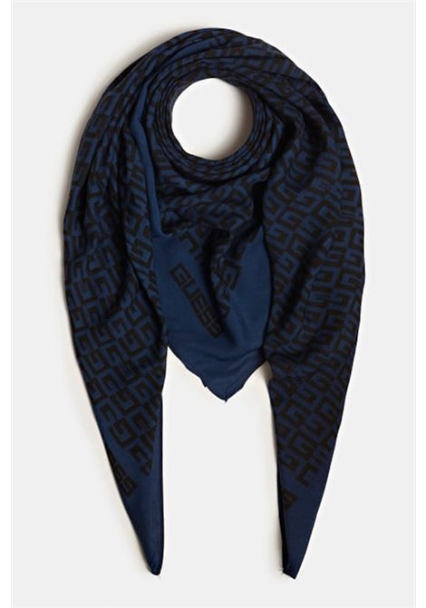 GUESS | Scarf | AM8762 VIS03BLU