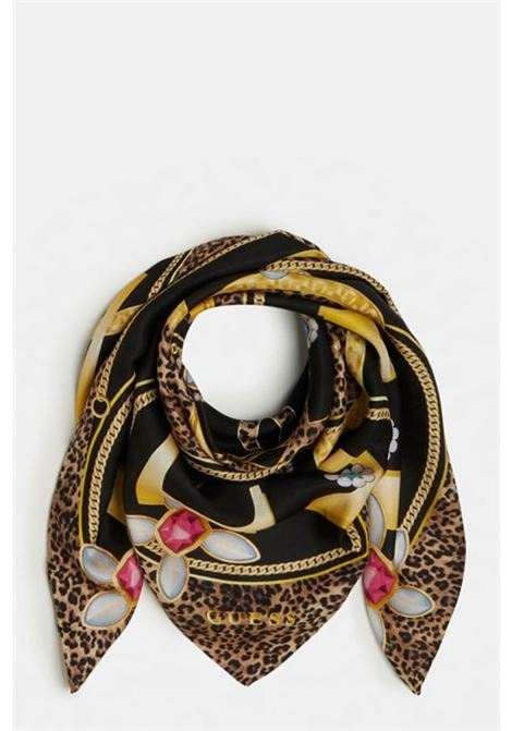 GUESS | Scarf | AW8588 SIL90BLA