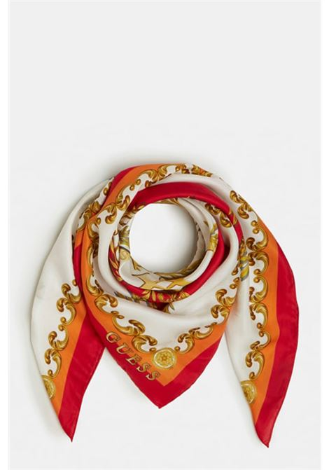 Foulards GUESS | Foulards | AW8620 SIL90RED