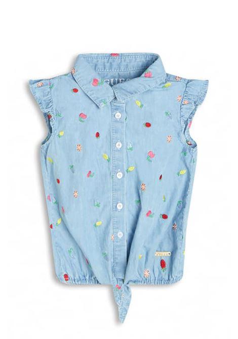 Camicia GUESS | Camicie | K1GH03 WCSH0F5J8