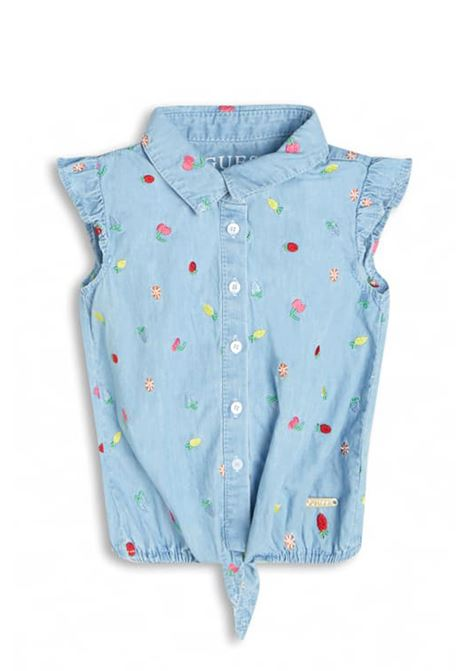 GUESS | Shirt | K1GH03 WCSH0F5J8