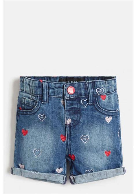 GUESS | Shorts | K1RD03 D4AX0PHRT