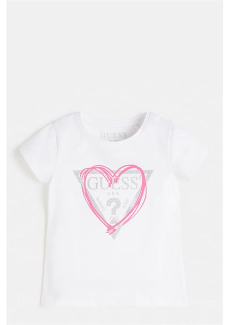 GUESS | T-shirt | K1RI00 K6YW1TWHT