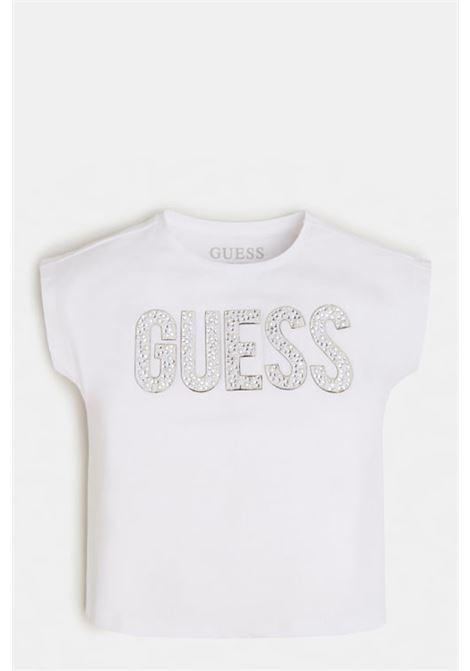 GUESS | T-shirt | K1RI07 K6YW1TWHT
