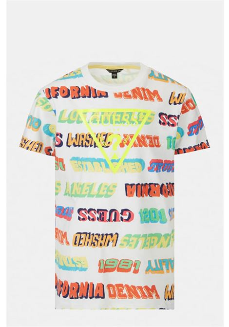 T-shirt GUESS | T-shirts | L1GI02 K8HM0POPY