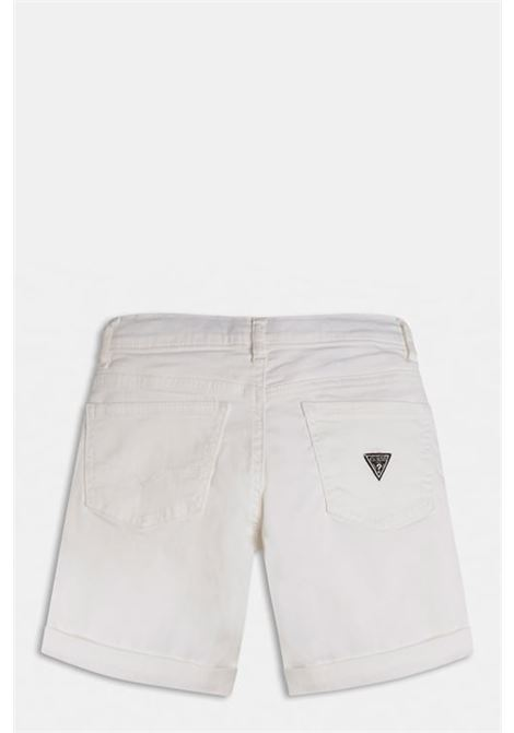 GUESS | Shorts | L1RD03 WCTF0TWHT