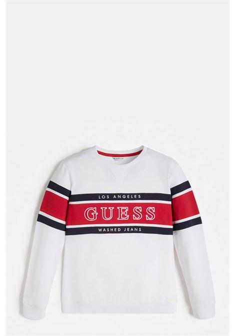 GUESS | T-shirt | L1RI20 K8HM0TWHT