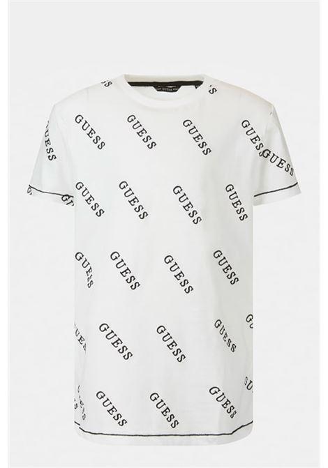 GUESS | T-shirt | L1RI27 K8HM0TWHT