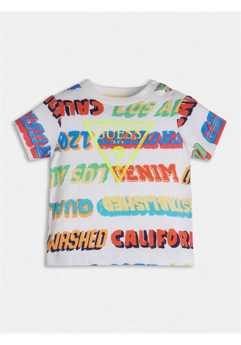 T-shirt GUESS | T-shirts | N1GI05 K8HM0POPY