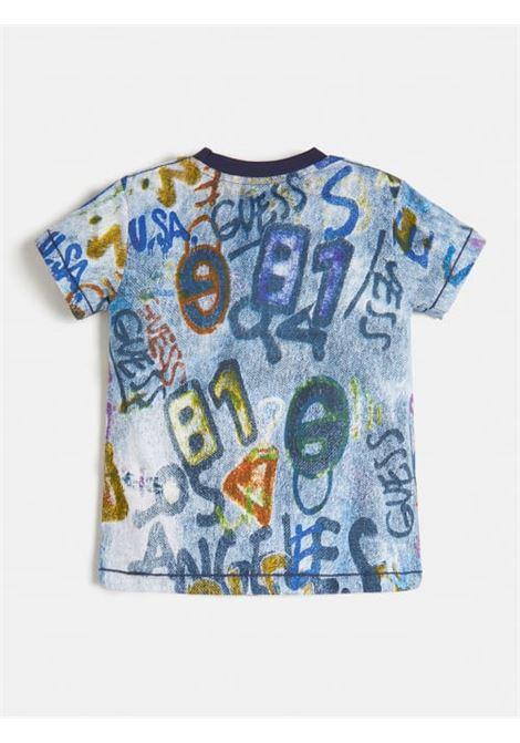 T-shirt GUESS | T-shirts | N1RI04 K8HM0P882
