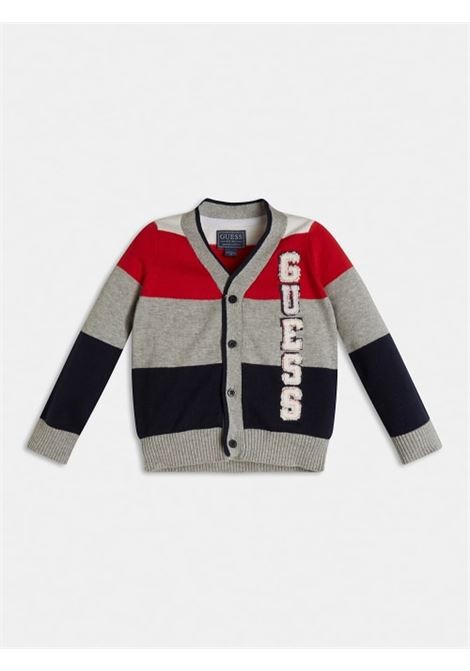 GUESS | Cardigan | N1RR01 Z2HH0SMLT