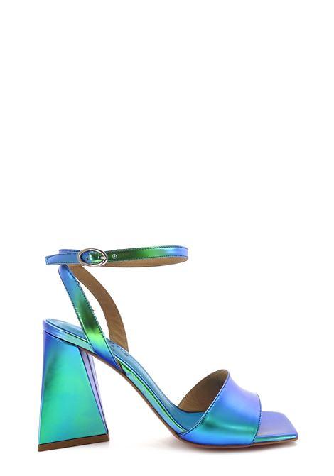 ISABELLE PARIS | High Heel Sandals | IS282VERDE