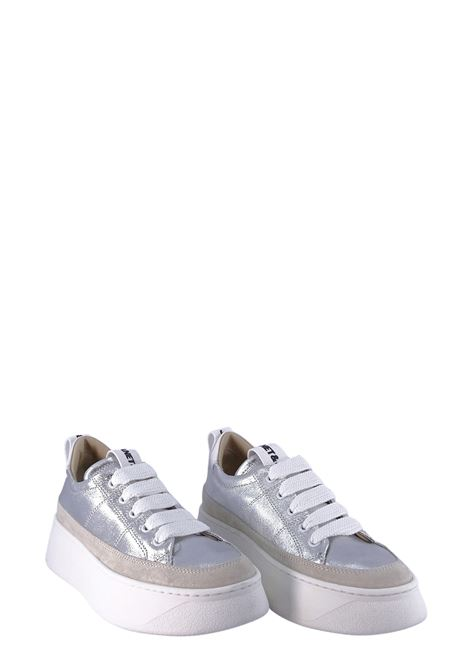 JANET & JANET | Sneakers | 01050ARGENTO