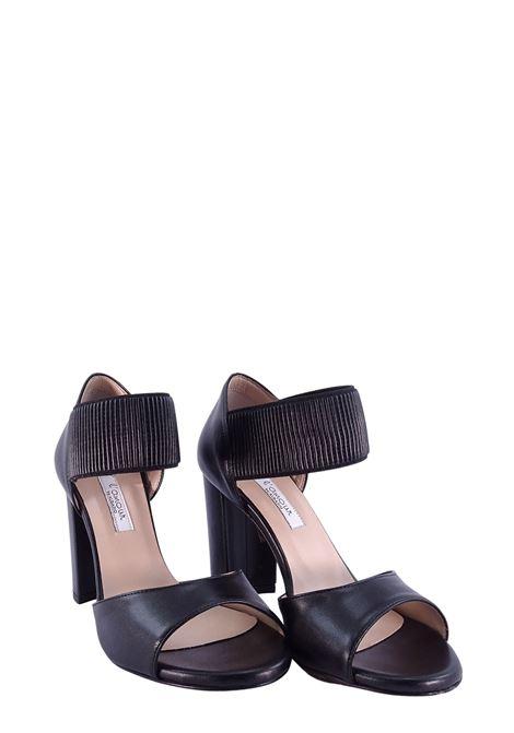 L'AMOUR | High Heel Sandals | 239NERO