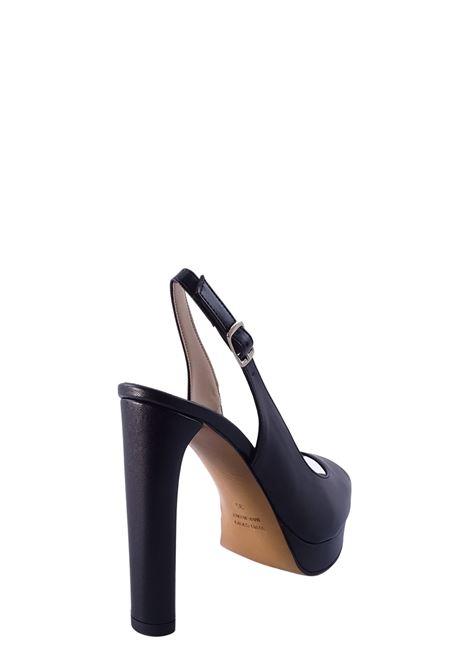 L'AMOUR | High Heel Sandals | 259NERO