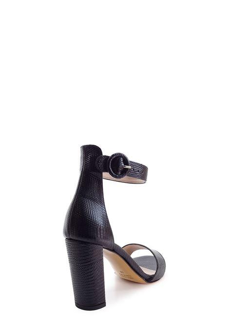 L'AMOUR | High Heel Sandals | 610NERO