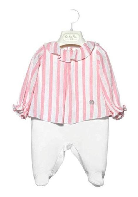 LALALÙ | Baby onesie | TBL005ECONFETTO