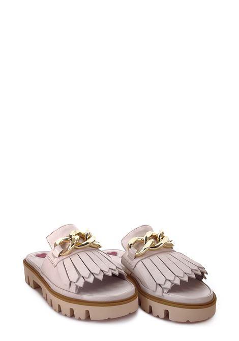 LE PETITE MAISON | Flat Sandals | 1615ECRU