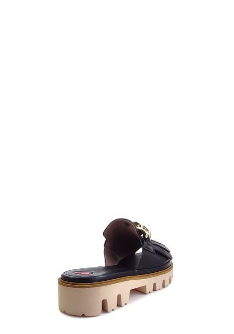 LE PETITE MAISON | Flat Sandals | 1615NERO