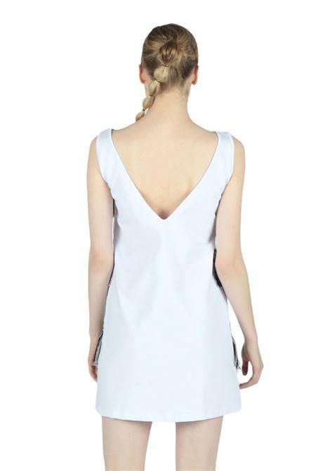 LE VOLIERE | Dress | D115WFBIANCO
