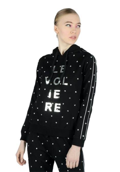 LE VOLIERE | Sweatshirt | F021BSNERO