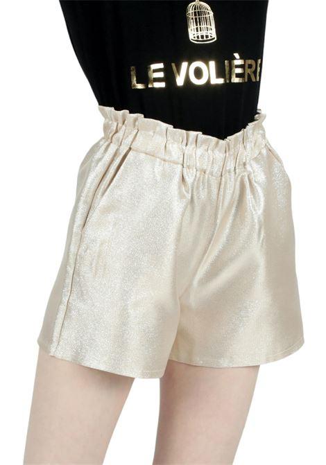LE VOLIERE | Shorts | P042GOORO