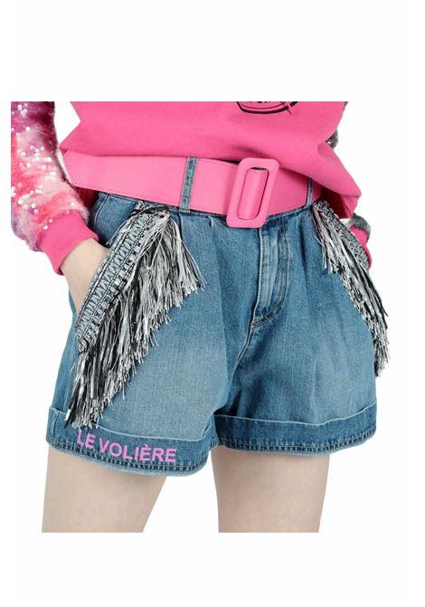 LE VOLIERE | Shorts | P118WDJEANS